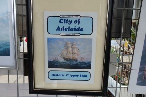 Clipper Ship Visit 2016